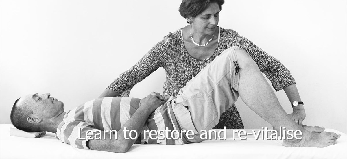 Learn to restore and re-vitalise